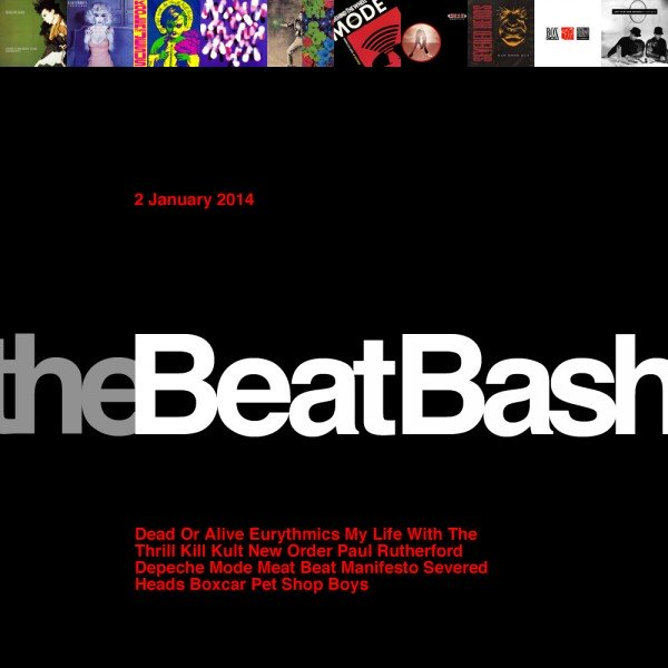 Beat Bash 01 2014 cover